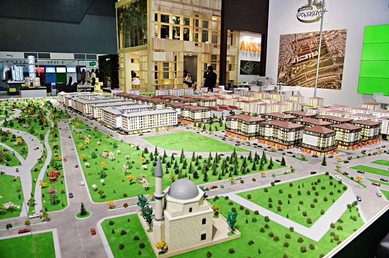 CNR EXPO Emlak Fuarı'nın Yıldızı Osmangazi