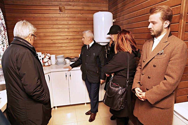 Engelli bireylere Nilüfer'de yeni bir sosyal yaşam alanı