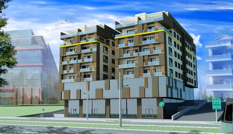 Akcan İnşaat-Ruberu Palace projesi