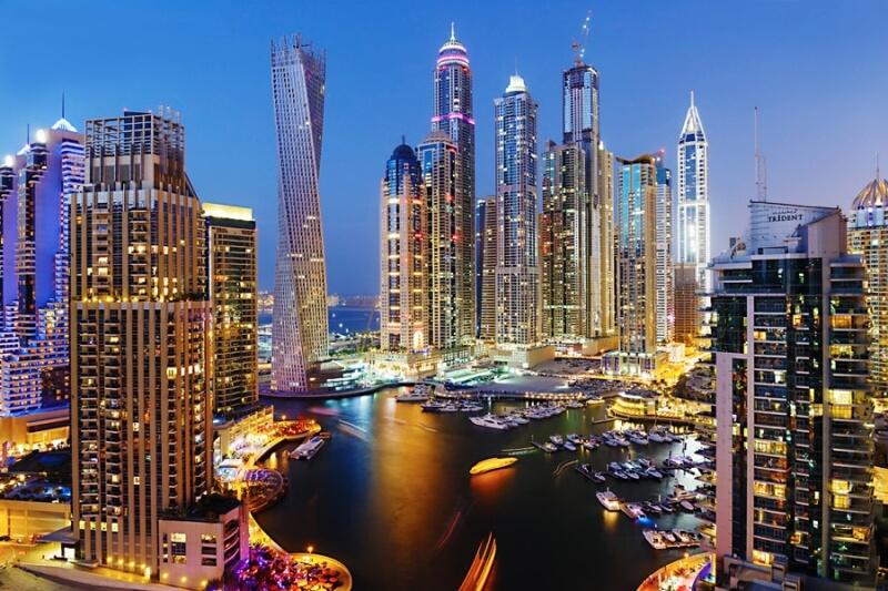 Dünyanın en yüksek binası inşa ediliyor