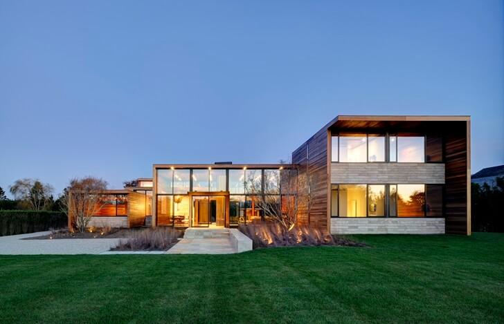 Şimdiye kadar gördüğünüz en modern ahşap evler!