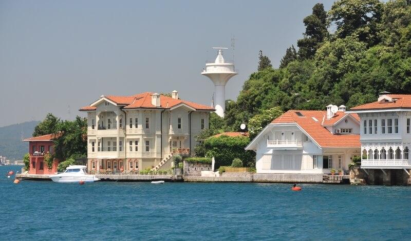 Türk iş adamlarının büyüleyici evleri