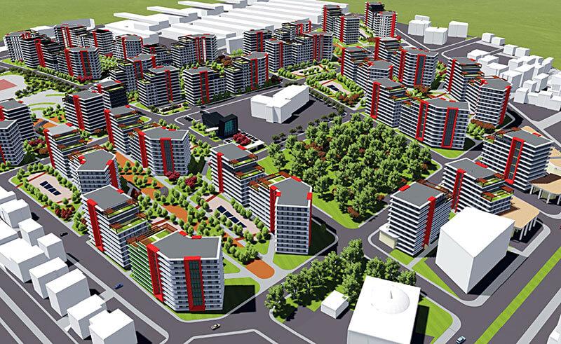 Yiğitler mahallesinin değeri planlı yapılarla yükselecek