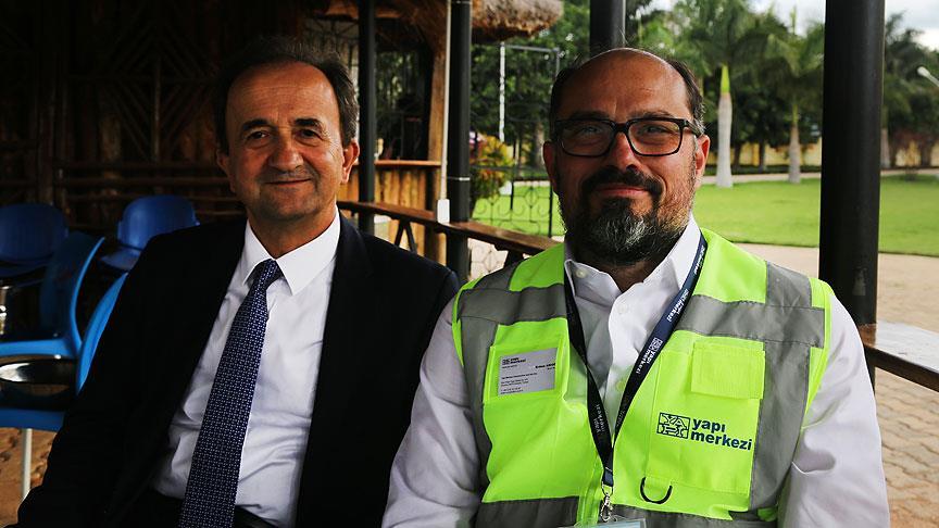 Türk İnşaat Şirketleri Gözünü Afrika'ya Çevirdi