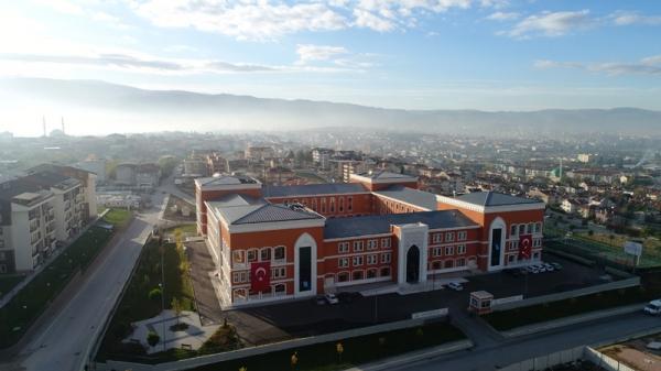 Uluslararası Murad Hüdavendigar Anadolu İmam Hatip Lisesi