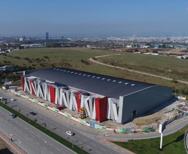 Osmangazi Belediyesi Atletizm Salonu