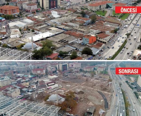 Osmangazi Meydanı Kentsel Tasarım Projesi