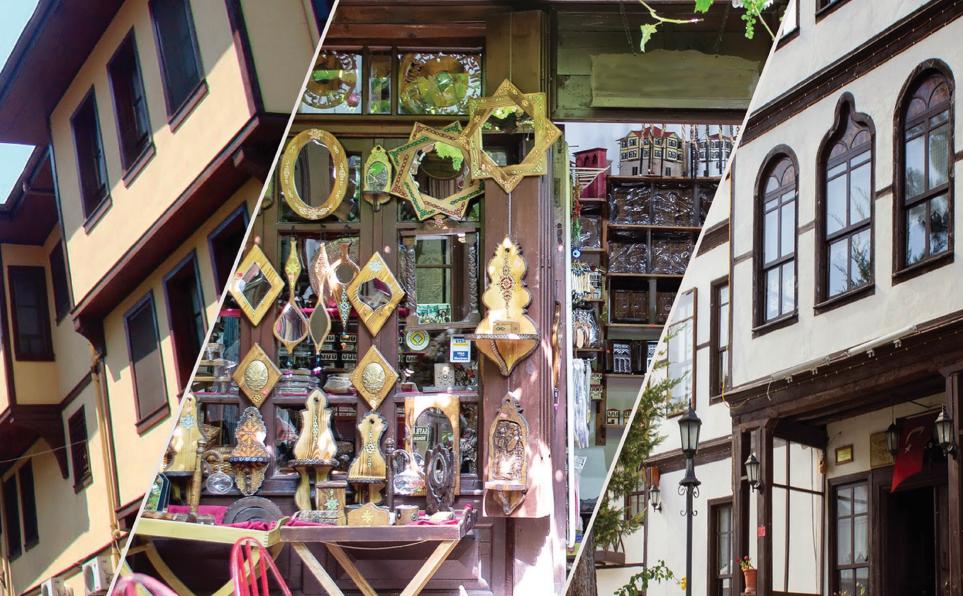 Tarihi Bursa Evleri Kültür Adası Projesi