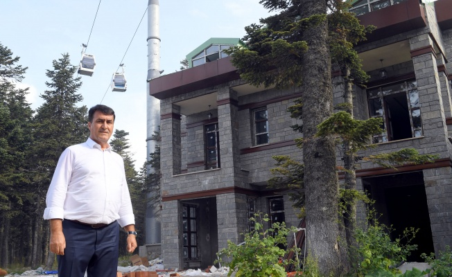 Osmangazi'den Uludağ'a Modern Eğitim Merkezi