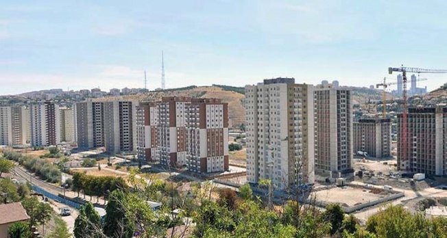 TOKİ Ankara'da 238 adet konutu satışa çıkarıyor