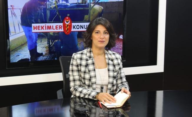 Melike Baysal''Tehlike kapıda'