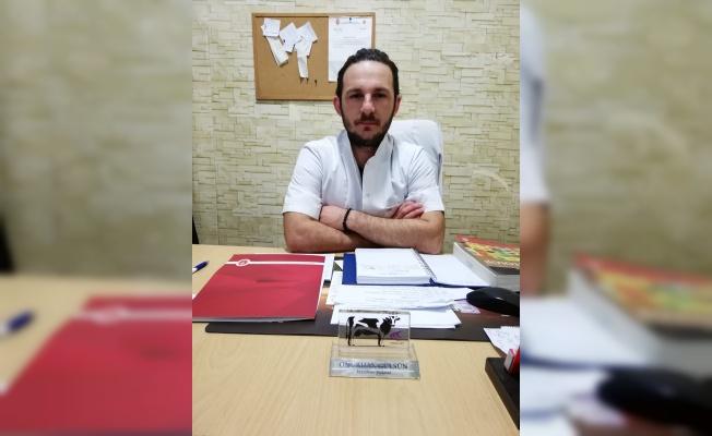 Onurhan Gülsün:''ŞAP önlenebilir bir hastalıktır''