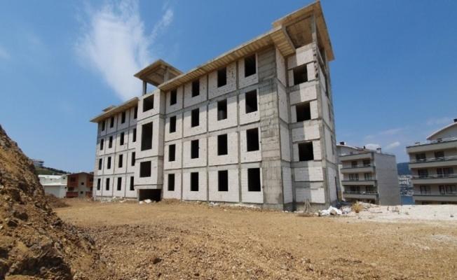 İnşaatı süren Kur'an Kursu binası hakkında açıklama