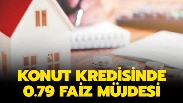 KONUT KREDİLERİ DÜŞTÜ!