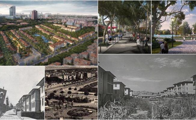 Cumhuriyet tarihinin ilk toplu konut projesi yenileniyor