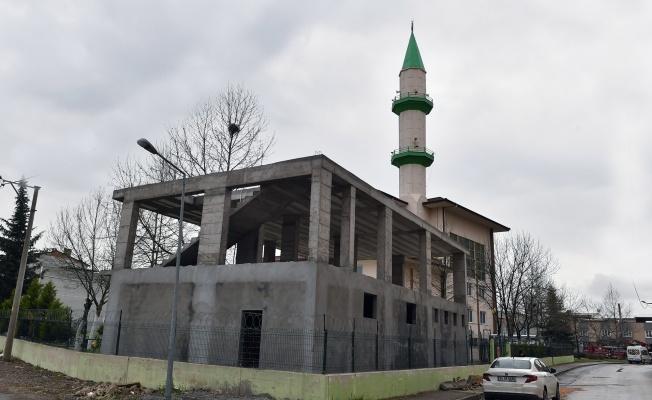 Yunuseli TOKİ Camii Hizmet Binasına Kavuşuyor