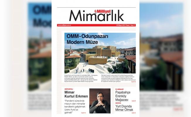 Milliyet Mimarlık Dergisi   sektöre rehberlik etmeye devam ediyor