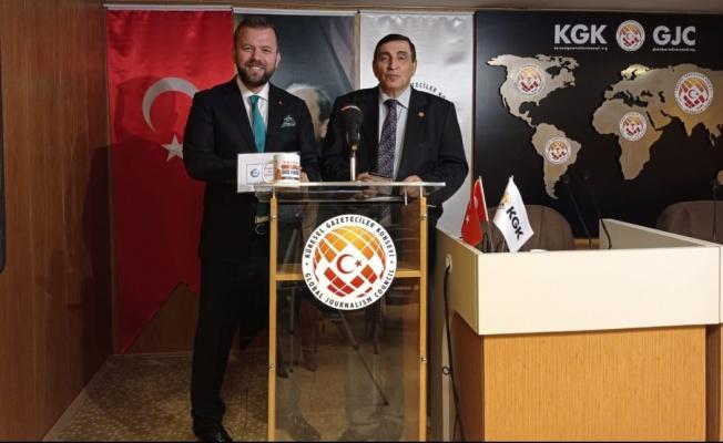 Ankara'da İnce Bakış'ın konuğu Usta Gazeteci Mehmet Çatakçı oldu