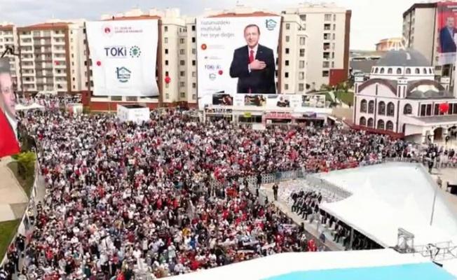 TOKİ'nin 1 Milyonuncu Konut Teslim Töreni... Cumhurbaşkanı Erdoğan: Kimsenin başaramadığını biz başardık