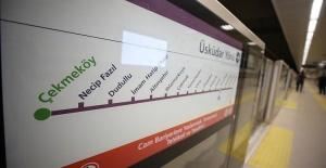 Üsküdar-Çekmeköy metrosu 21 Ekim'de açılıyor