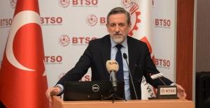 BTSO KENT EKONOMİSİNE İKİ PROJE...