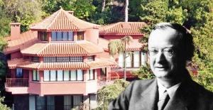 bAlman mimar Bruno Taut#039;un evi.../b