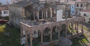 Aya Triada Kilisesi restore ediliyor