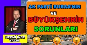 bNecmi İnce Yazdı: Ak Parti Bursa#039;nın.../b