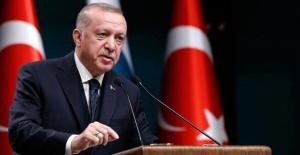 Cumhurbaşkanı Erdoğan Kabine Toplantısı...