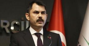 Bakan Kurum: 1,5 milyon konutun dönüşümünü...