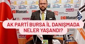 GAZETECİ NECMİ İNCE AK PARTİ DANIŞMA...