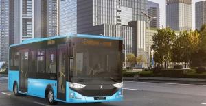Karsan'dan Mersin Büyükşehir Belediyesi'ne 56 Dizel Atak Otobüs
