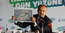 Bursa'da tarihi dönüşüm başladı